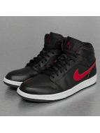 Jordan Baskets 1 Mid noir