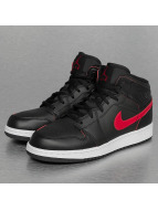 Jordan Baskets Air Jordan 1 Mid noir