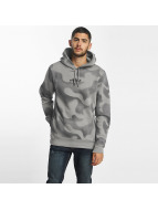 Jordan Bluzy z kapturem P51 Flight Fleece szary
