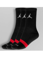 Jordan Chaussettes Dri-Fit (3 Pair) noir