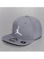 Jordan Fitted Cap Jumpman šedá