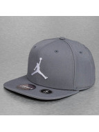 Jordan Fitted Jumpman gris