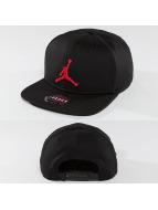 Jordan Jumpman Snapback Cap Black/University Red