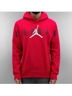 Jordan Hoodie Jumpman Brushed Graphic PO 2 röd