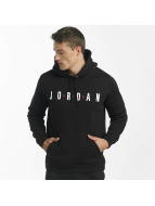 Jordan Hoodie Sportswear Flight Fleece Air svart