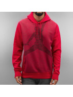 Jordan Hoodies Jumpman Brushed Graphic PO 1 röd