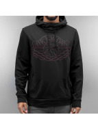 Jordan Hoodies Wings Therma Lite PO svart