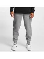 Jordan Pantalone ginnico Flight grigio