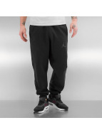 Jordan Pantalone ginnico Jumpman Brushed With Cuff nero