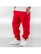 Jordan Pantalone ginnico Flight rosso