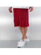 Jordan Shorts Double Crossover rouge