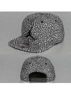 Jordan Snapback Cap Reflective Ele black