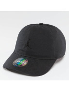 Jordan Snapback Cap Jumpman Floppy H86 nero