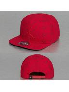 Jordan snapback cap 5 rood