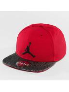 Jordan snapback cap Elephant Bill rood