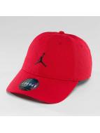 Jordan Snapback Cap Jumpman Floppy H86 rot
