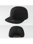 Jordan Snapback Cap Jumpman Perforated schwarz