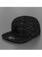 Jordan 5 Snapback Cap Black/Grey