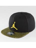 Jordan snapback cap Elephant Bill zwart