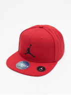 Jordan Snapback Caps Jumpman czerwony