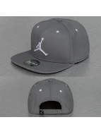 Jordan Snapback Caps Jumpman harmaa