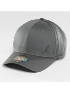 Jordan Snapback Caps CLC99 Metal Jumpman harmaa