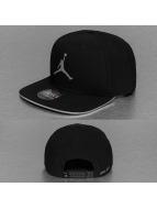 Jordan Snapback Caps Jumpman Perforated musta