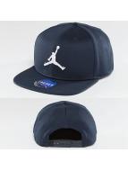 Jordan Snapback Caps Jumpman niebieski