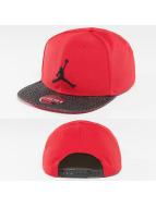 Jordan Snapback Caps Elephant Bill punainen