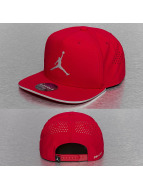Jordan Snapback Jumpman Perforated rouge