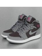 Jordan Sneaker 1 Retro (GS) grau