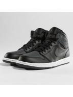 Jordan Sneaker 1 Mid nero