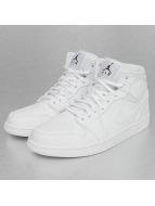 Jordan sneaker 1 Mid wit