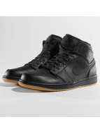 Jordan Sneakers Air 1 Mid Winterized czarny
