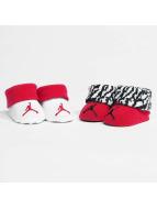 Jordan Socks Elephant Cuff red