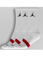 Jordan Socks Dri-Fit (3 Pair) white