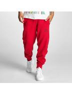 Jordan Spodnie do joggingu Flight czerwony