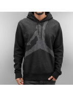 Jordan Sudadera Jumpman Brushed Graphic PO 1 negro