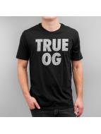 Jordan T-paidat 3 True OG musta