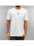Jordan T-paidat 23/7 Basketball Dri Fit valkoinen