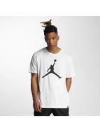 Jordan T-paidat The Iconic Jumpman valkoinen