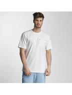 Jordan T-Shirt 23 Lux Classic Pocket blanc