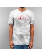 Jordan T-Shirt Flight Time grau
