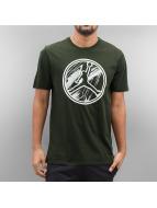Jordan t-shirt AJ 8 Brand olijfgroen