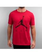 Jordan T-Shirt Jumpman Air Dreams rot