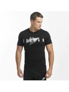 Jordan T-shirt Sportswear Brand 1 svart