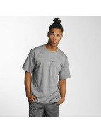 Jordan T-Shirts 23 Lux Classic Pocket gri