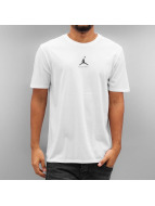 Jordan T-Shirty 23/7 Basketball Dri Fit bialy