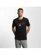 Jordan T-Shirty JSW Brand 4 czarny