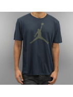 Jordan T-Shirty The Iconic Jumpman niebieski